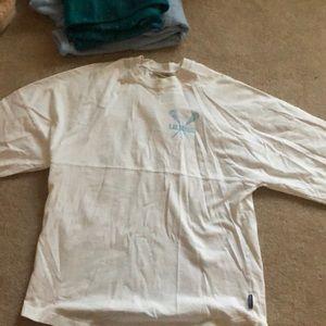 Long sleeve lacrosse shirt